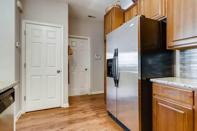 Kitchen, pantry
