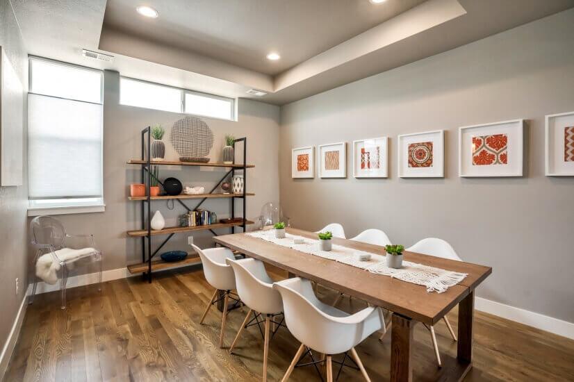 image 9 furnished 5 bedroom Townhouse for rent in Capitol Hill, Denver Central