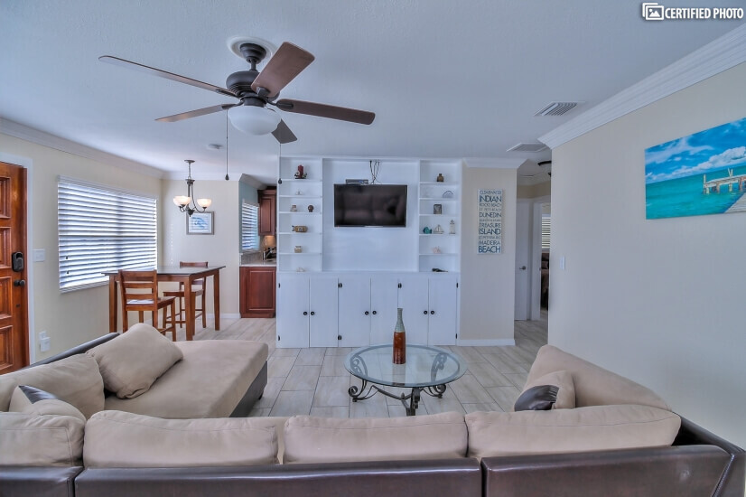 image 5 furnished 2 bedroom House for rent in Clearwater, Pinellas (St. Petersburg)