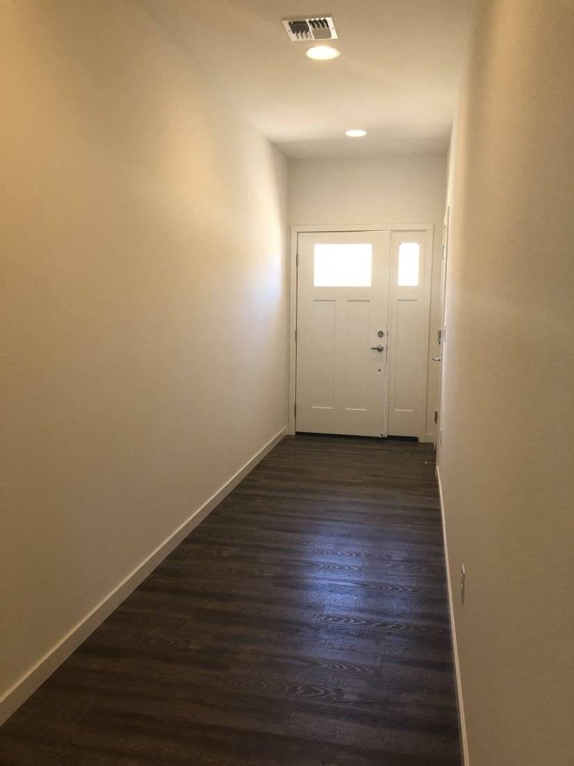 Gorgeous easy maintenance flooring throughout!