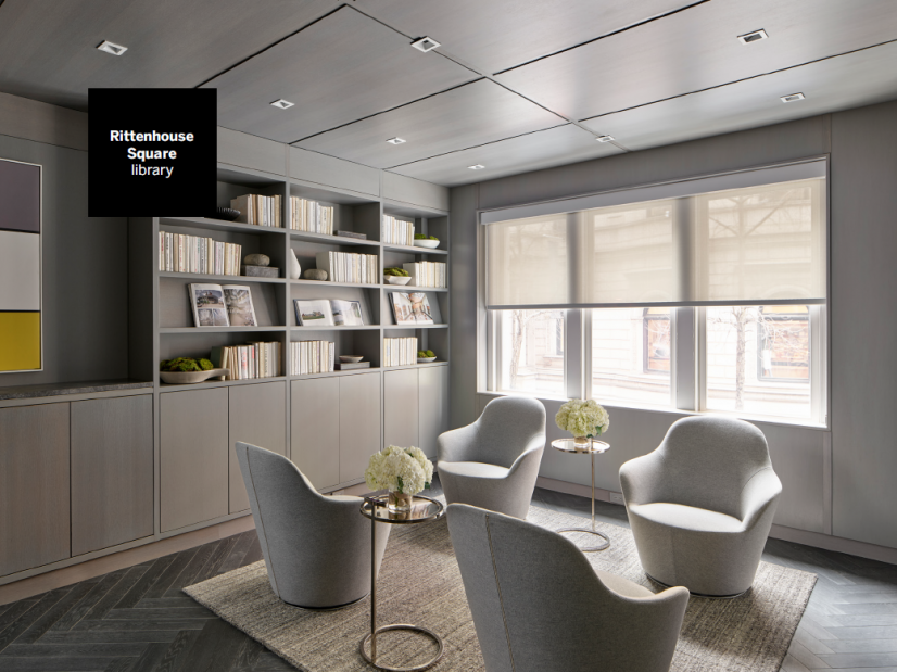 Amenity Space - Library