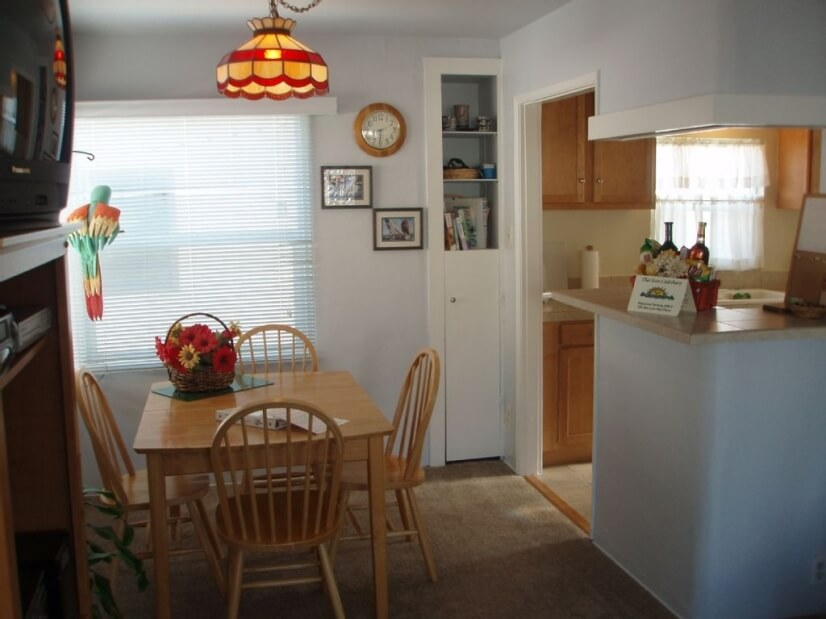 Pacific Beach Furnished 1 Bedroom Apartment For Rent 2500