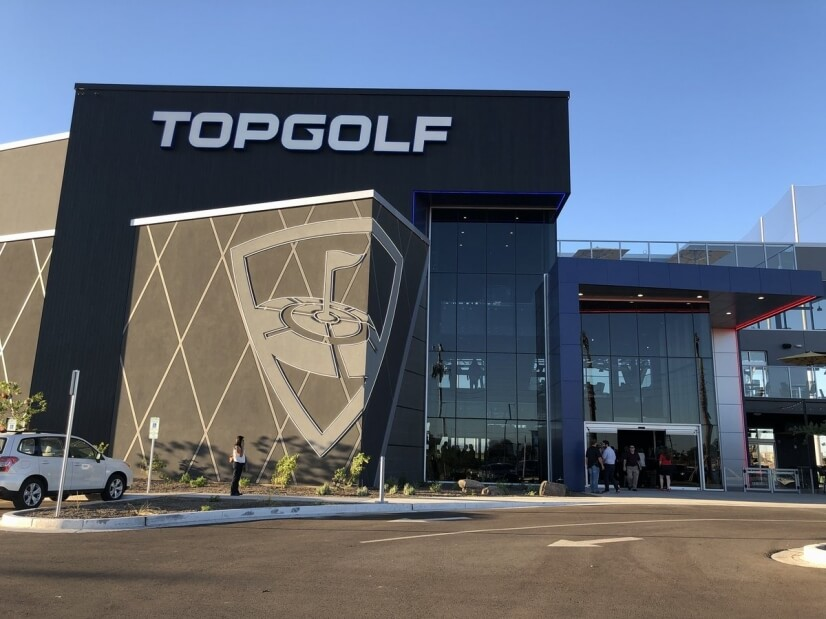 Nearby Top Golf