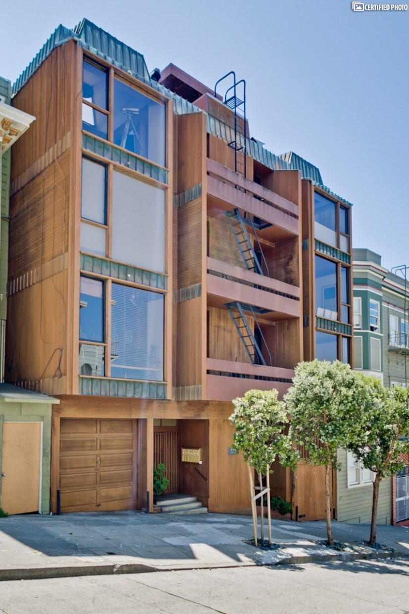 image 2 furnished 2 bedroom Townhouse for rent in North Beach, San Francisco