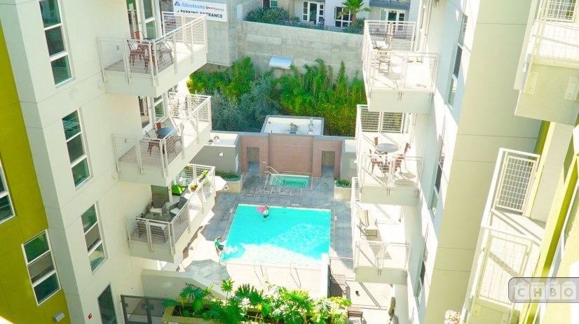 image 5 furnished 2 bedroom Apartment for rent in Park West, Central San Diego