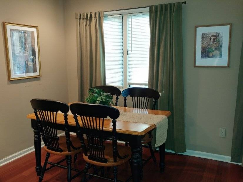 image 3 furnished 1 bedroom Townhouse for rent in Annandale, Hunterdon County