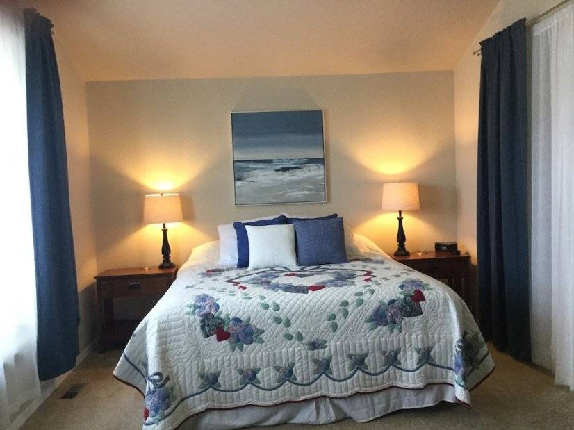 Master Suite, Cal King Bed