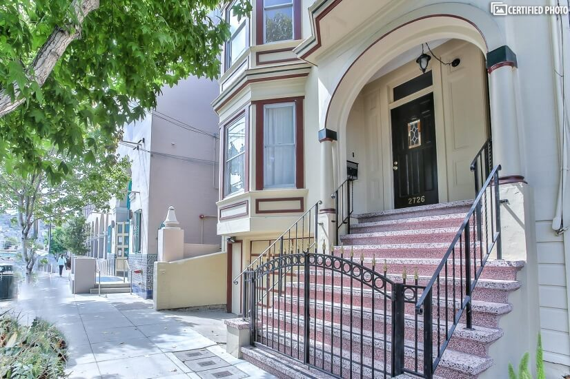 image 2 furnished 2 bedroom Apartment for rent in Mission District, San Francisco