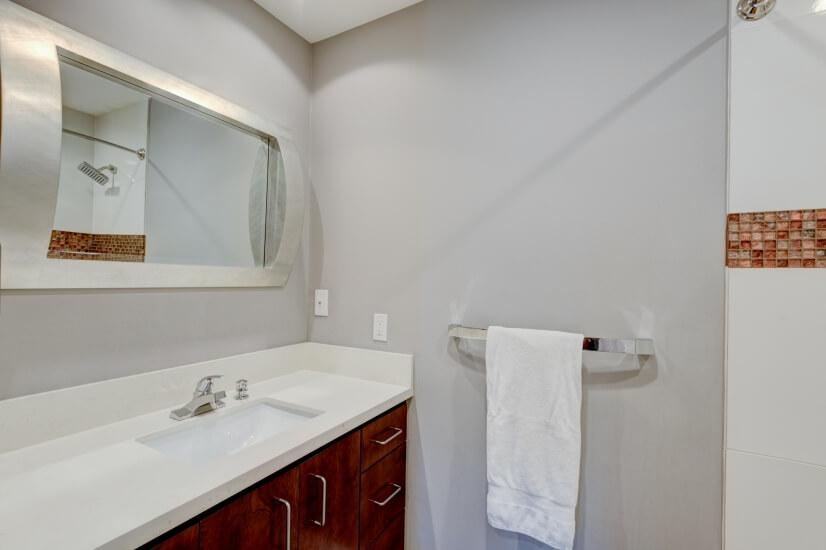 Rear Bath Room Vanity