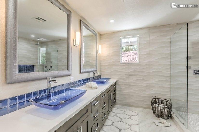 Inspring Master Bathroom