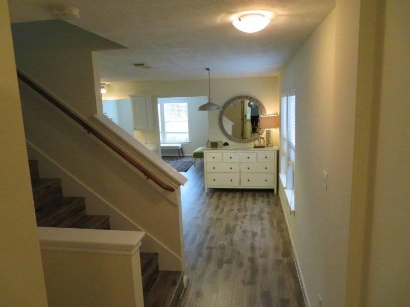 Stairway to Kitchen