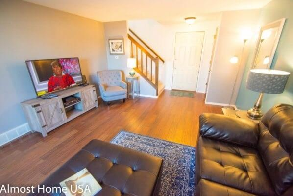 image 4 furnished 3 bedroom Townhouse for rent in Howard, NW Brown County