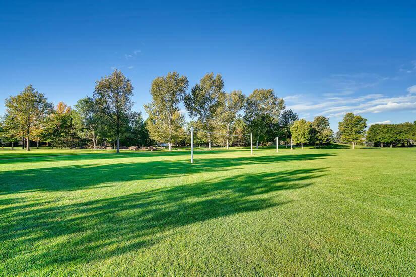 Large Community Park