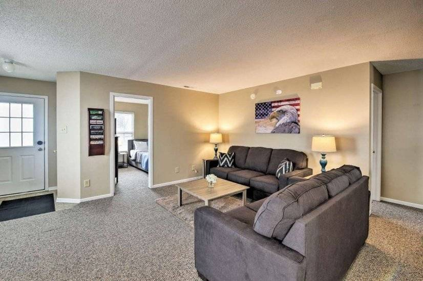 image 2 furnished 3 bedroom House for rent in Tippecanoe (Lafayette), Western Indiana