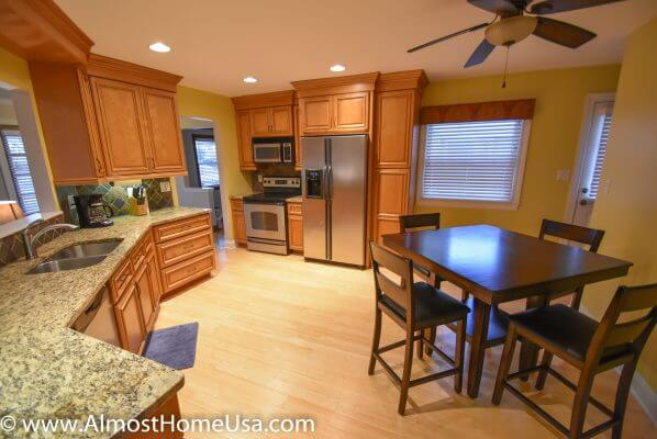 Milwaukee Executive Furnished Home