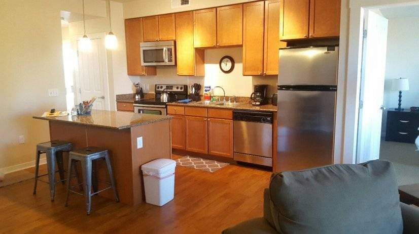 Lake Vista Centerra Furnished 2 Bedroom