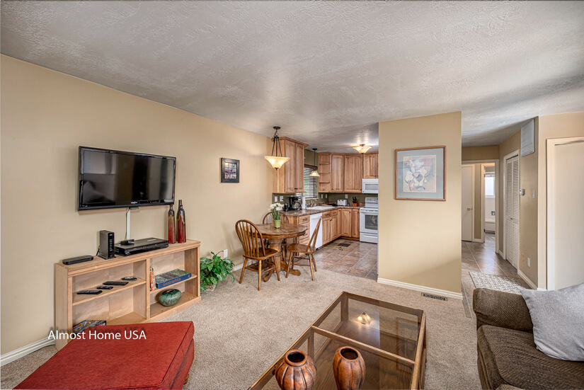 East Millcreek 2 Bedroom Furnished Condo