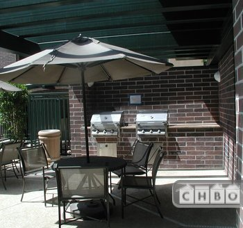 Barbeque area by Pool