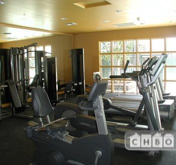 workout room common area