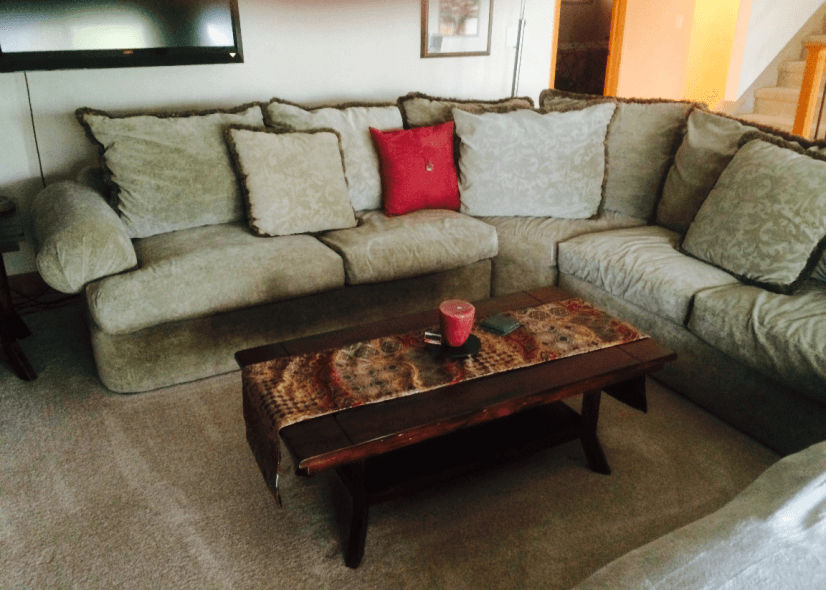 Lower Level Sitting Area