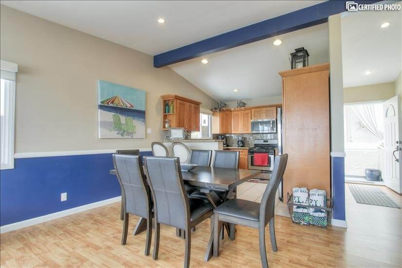 image 7 furnished 2 bedroom Townhouse for rent in Manhattan Beach, South Bay