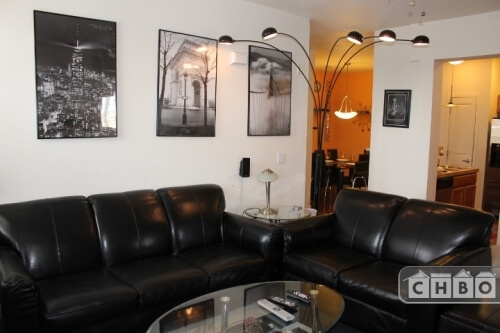 2 Bedroom 1st Floor Furnished Condo