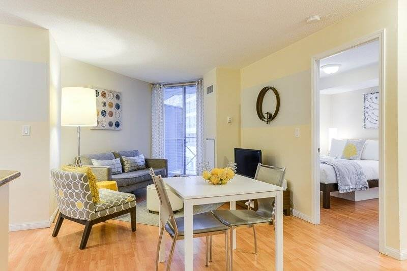 University Plaza Furnished Housing