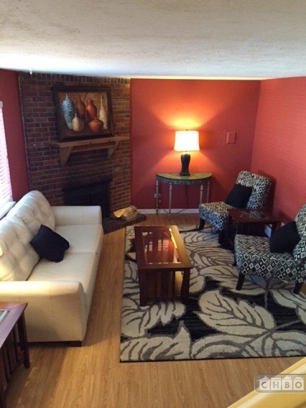 image 1 furnished 2 bedroom Townhouse for rent in University Hills, Denver South