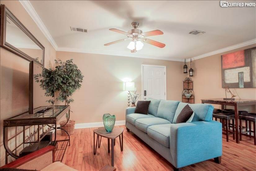 Furnished 2 Bedroom in Slidell LA