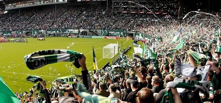 Timbers and Thorns Soccer