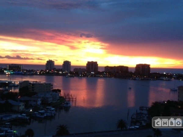 Amazing Sunset over Clearwater Beach 2/2