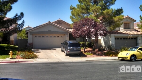 Furnished 3-bdrm home in Green Valley