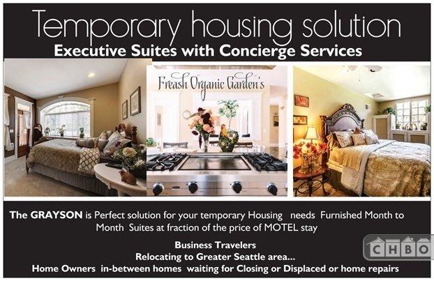 $1599 room for rent Monroe, Cascade Mountains