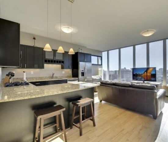 Luxury Condo Downtown Minneapolis