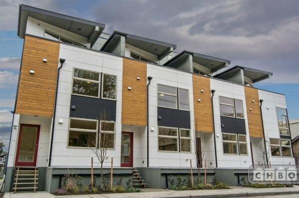 Modern Alki Beach House