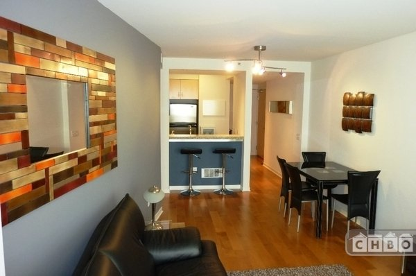 Sleek One Bedroom near Civic Center