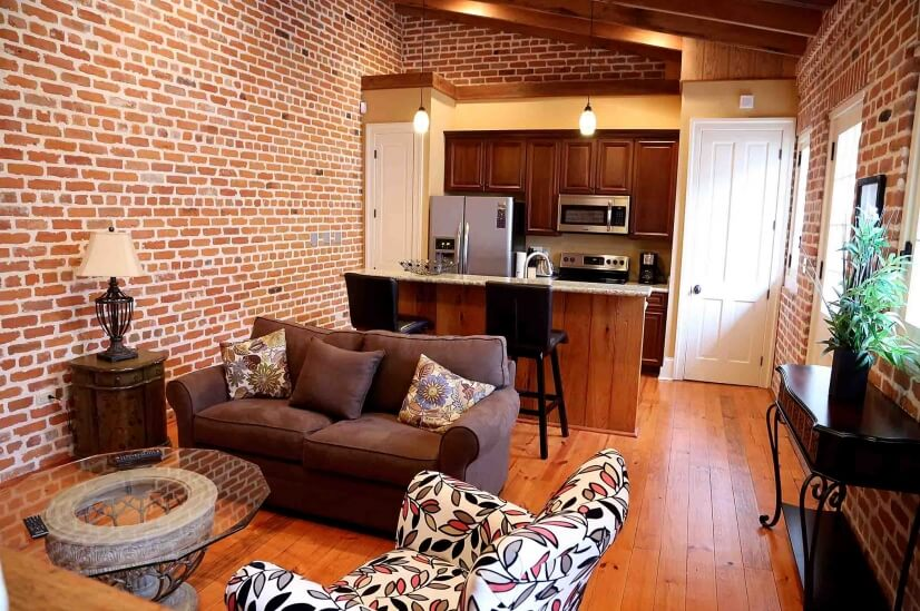 Furnished Apt New Orleans French Quarter
