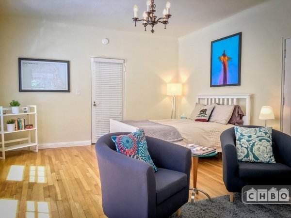 image 1 furnished Studio bedroom Apartment for rent in Palo Alto, San Mateo (Peninsula)