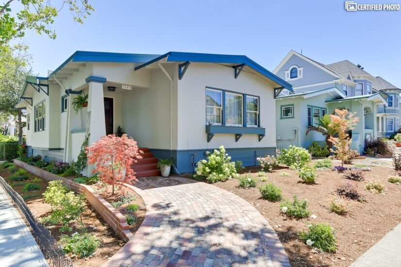 image 1 furnished 2 bedroom House for rent in Alameda, Alameda County