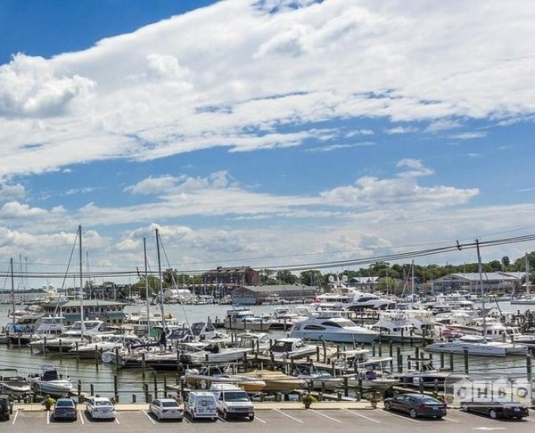View of Annapolis Harbor