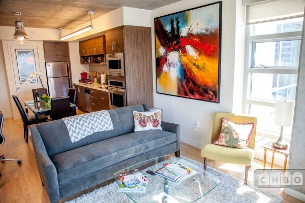 image 1 furnished 2 bedroom Townhouse for rent in Nob Hill, San Francisco