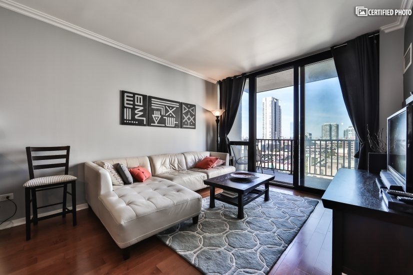 image 4 furnished 1 bedroom Townhouse for rent in West Loop, Downtown