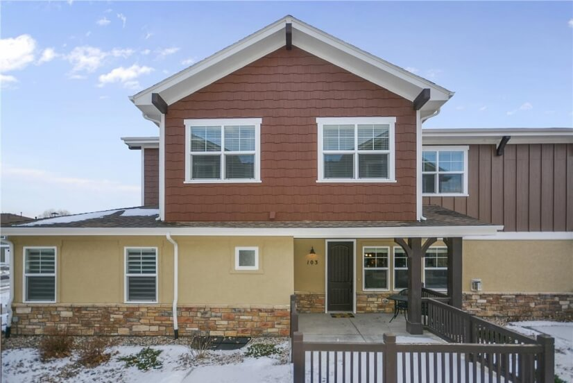 Fossil Lake Ranch Condo SE Ft Collins