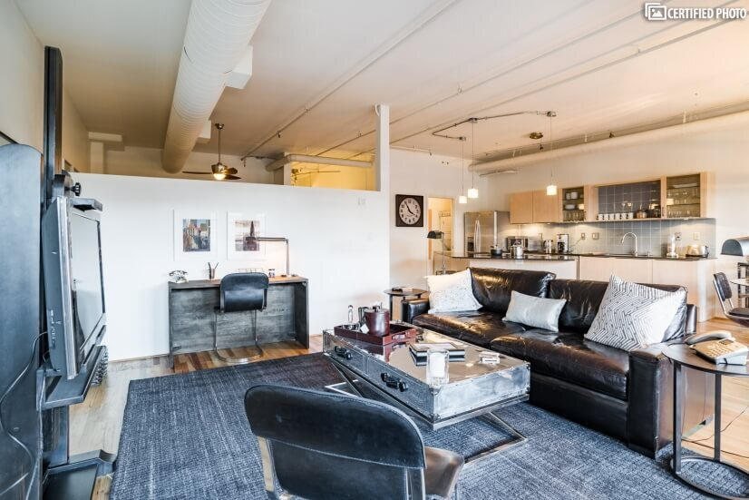 LoDo furnished corporate rental in Downtown Denver