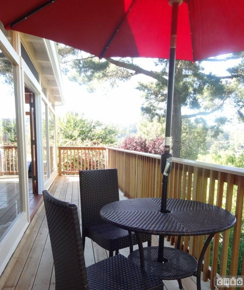 image 2 furnished 2 bedroom House for rent in Mill Valley, Marin County