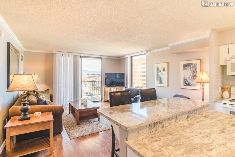 Denver Executive Furnished 1 Bedroom