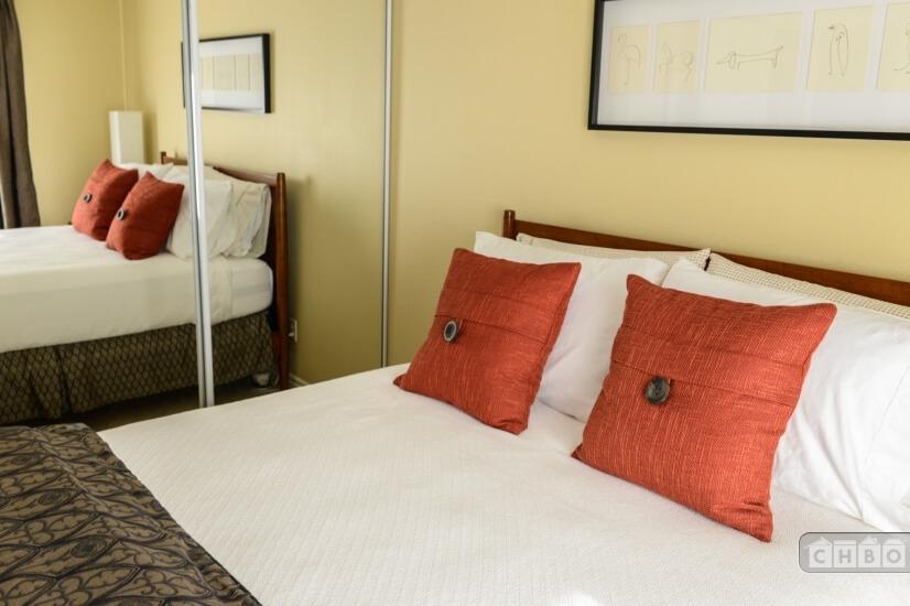 Full-Length Mirrors in Bedroom