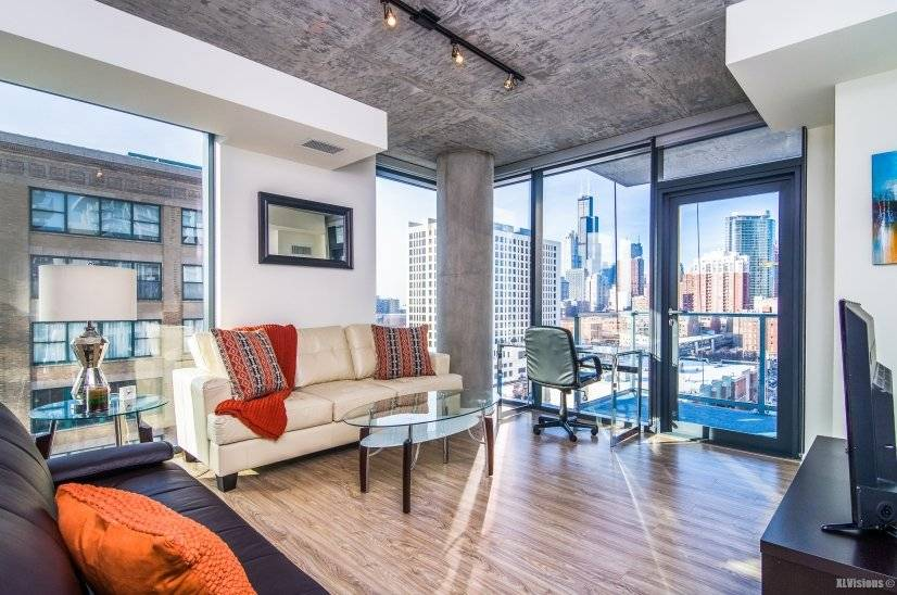 $8120 2 Loop Downtown, Chicago