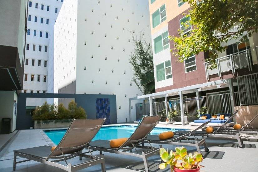 Downtown LA Furnished Apartments