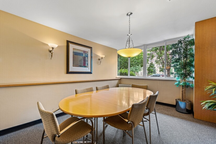 business center meeting room available for us